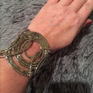 Absolutely Stunning Stella & Dot Cuff Bracelet